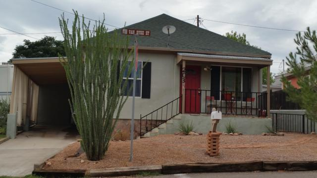 203 Van Dyke Street, Bisbee, AZ 85603 (MLS #168140) :: Service First Realty
