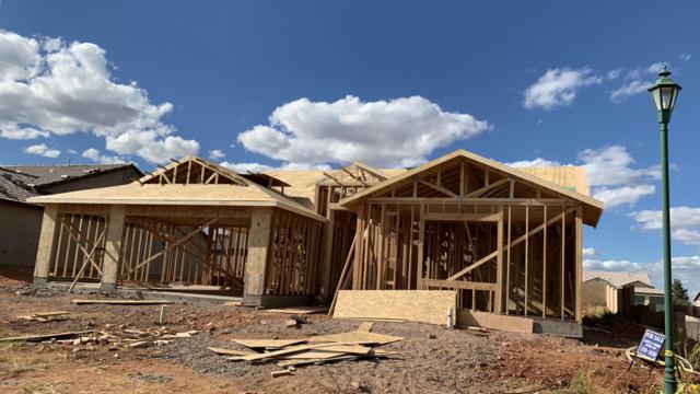 4299 Christopher Drive Lot 31, Sierra Vista, AZ 85650 (MLS #168309) :: Service First Realty