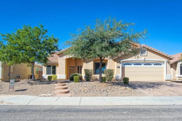 1874 Oak Winds Drive, Sierra Vista, AZ 85635 (MLS #168826) :: Service First Realty