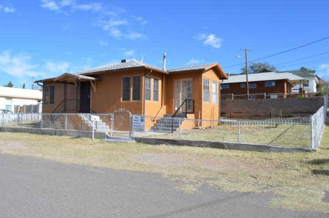 400 Shattuck Street, Bisbee, AZ 85603 (MLS #168847) :: Service First Realty