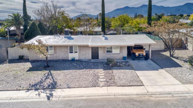 3622 Blackbird Drive, Sierra Vista, AZ 85635 (MLS #168851) :: Service First Realty