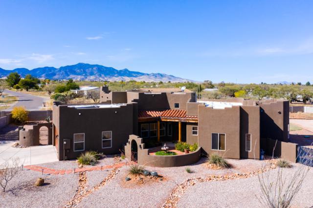 5211 E Desert Spoon Drive, Sierra Vista, AZ 85650 (MLS #169056) :: Service First Realty