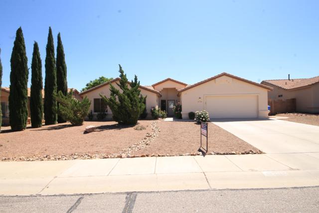 3733 Barahona Drive, Sierra Vista, AZ 85650 (MLS #169203) :: Service First Realty