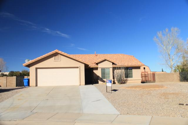 3939 Via De La Reina, Sierra Vista, AZ 85650 (MLS #169214) :: Service First Realty