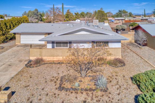 1933 Carmelita Drive, Sierra Vista, AZ 85635 (MLS #169265) :: Service First Realty