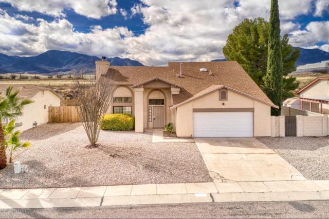 2270 S Iris Drive, Sierra Vista, AZ 85635 (MLS #169298) :: Service First Realty
