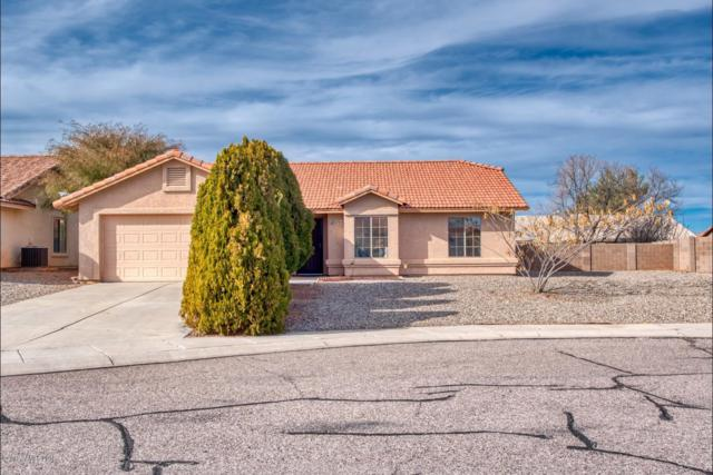 3701 Via De La Reina, Sierra Vista, AZ 85650 (MLS #169362) :: Service First Realty