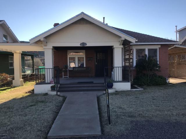 601 Bisbee Road, Bisbee, AZ 85603 (MLS #169366) :: Service First Realty