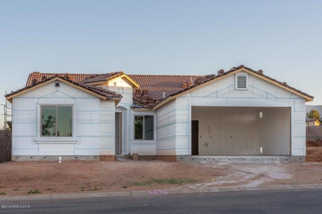2334 Jacks Drive Lot 45, Sierra Vista, AZ 85635 (MLS #169750) :: Service First Realty