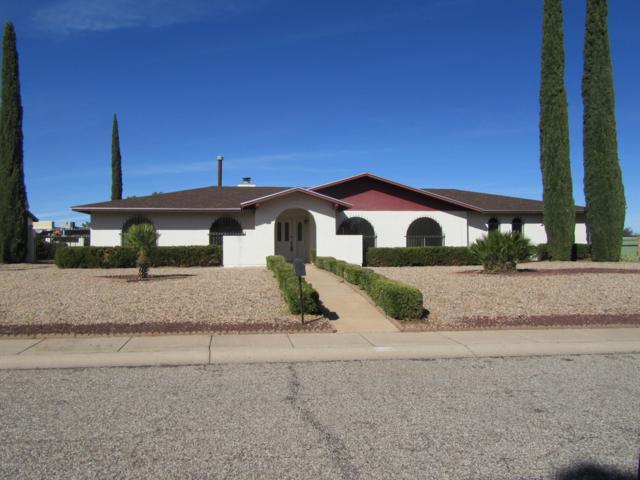 2301 Lexington Drive, Sierra Vista, AZ 85635 (#169786) :: Long Realty Company