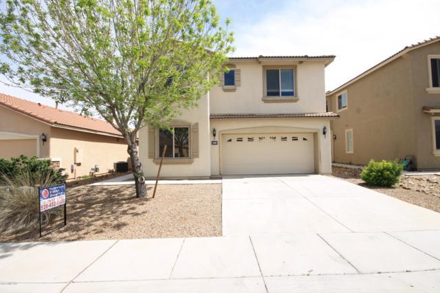 1459 Braddock Drive, Sierra Vista, AZ 85635 (MLS #169985) :: Service First Realty