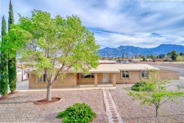 1900 Donna Place, Sierra Vista, AZ 85635 (MLS #170163) :: Service First Realty