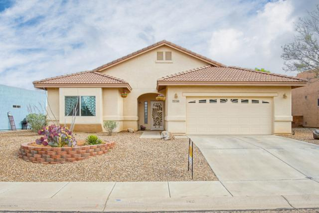5344 Highland Shadows Drive, Sierra Vista, AZ 85635 (MLS #170564) :: Service First Realty
