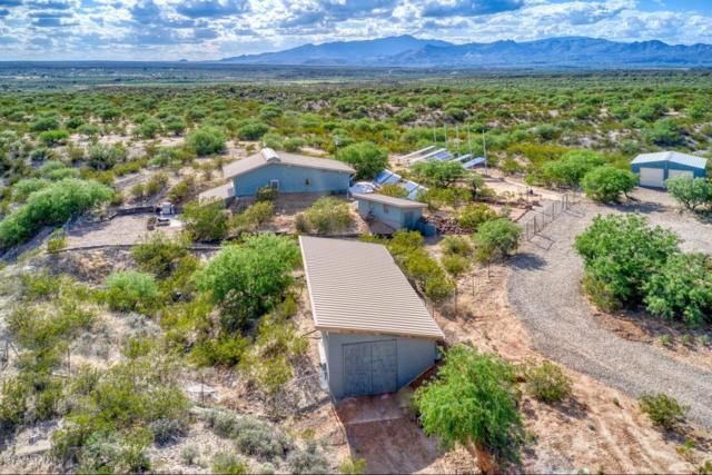 975 E Two Hills Back Road, Benson, AZ 85602 (MLS #170611) :: Service First Realty