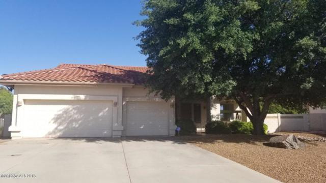3162 Gemstone Court, Sierra Vista, AZ 85650 (MLS #170734) :: Service First Realty