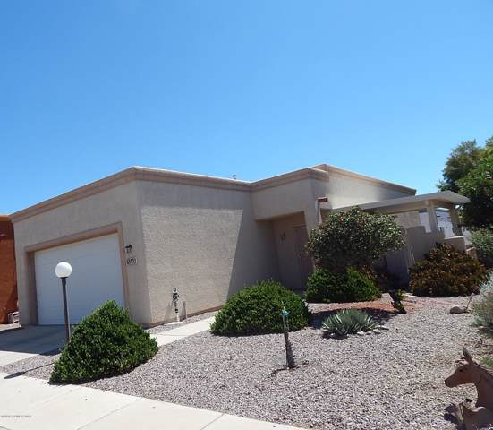 431 S Sky Ranch Road, Sierra Vista, AZ 85635 (#170798) :: Long Realty Company