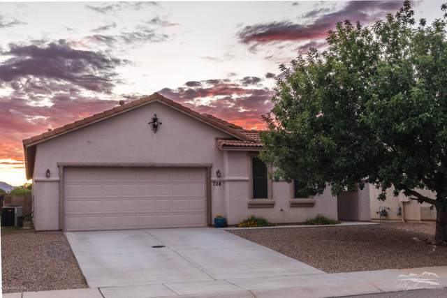 728 Hayes Drive, Sierra Vista, AZ 85635 (MLS #171179) :: Service First Realty