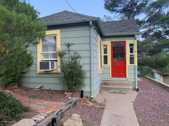 819-A Tombstone Canyon, Bisbee, AZ 85603 (MLS #171278) :: Service First Realty