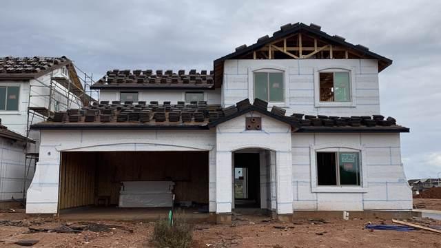 3554 Rhapsody Drive Lot 99, Sierra Vista, AZ 85650 (MLS #171409) :: Service First Realty