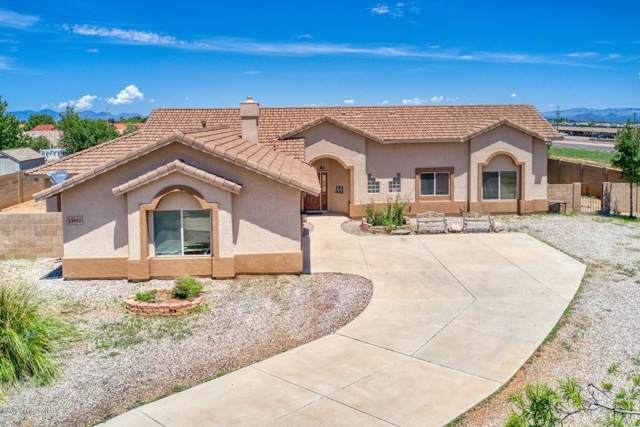 3983 Herba De Maria, Sierra Vista, AZ 85650 (MLS #171450) :: Service First Realty