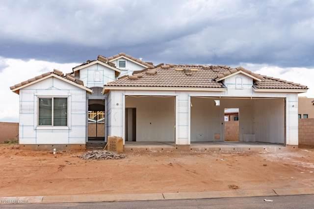 2188 Jacks Drive Lot 48, Sierra Vista, AZ 85635 (#171466) :: Long Realty Company