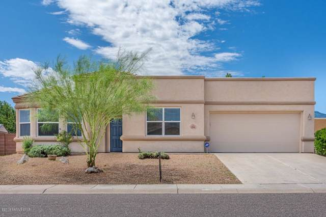 3144 Newport Avenue, Sierra Vista, AZ 85635 (#171618) :: Long Realty Company