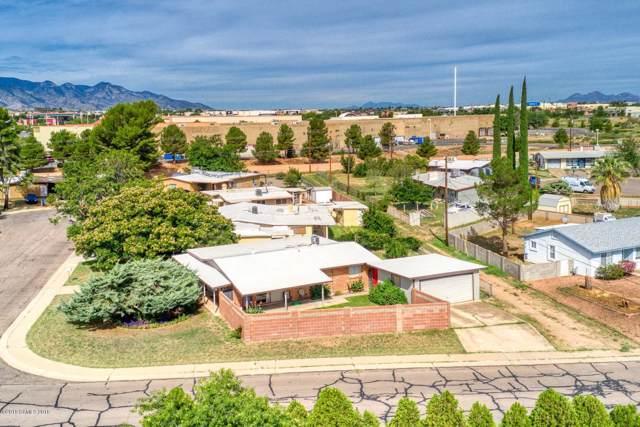 4497 Pine Place, Sierra Vista, AZ 85635 (MLS #171638) :: Service First Realty