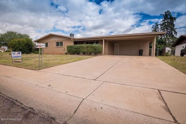 2049 E Carmelita Drive, Sierra Vista, AZ 85635 (MLS #171689) :: Service First Realty