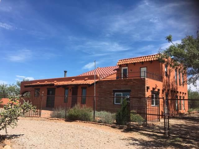 5576 W Wolf Run, Bisbee, AZ 85603 (MLS #171727) :: Service First Realty