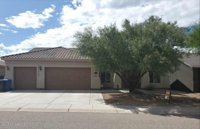 348 Desert Trail Drive, Sierra Vista, AZ 85635 (MLS #171877) :: Service First Realty