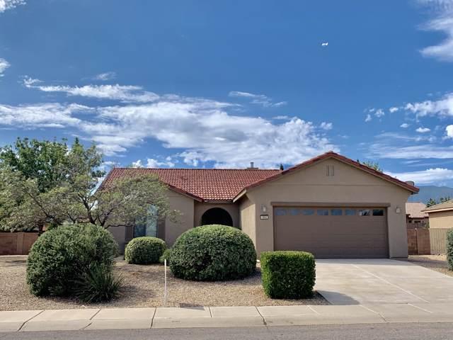 1662 Laguna Nigel Drive, Sierra Vista, AZ 85635 (#171883) :: Long Realty Company