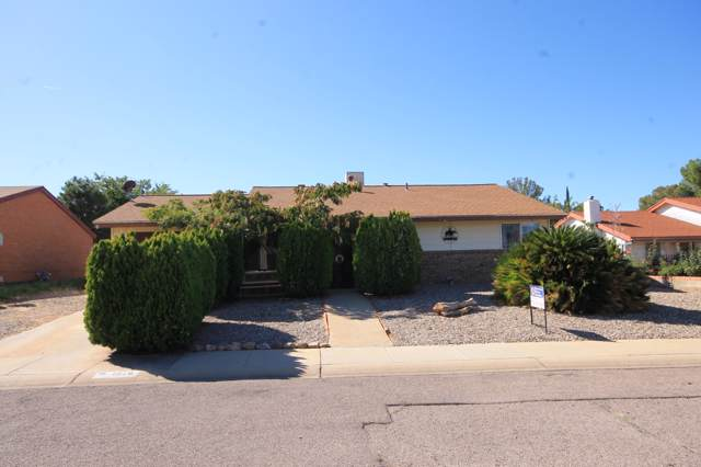 1016 Via Cabrillo, Sierra Vista, AZ 85635 (MLS #172273) :: Service First Realty