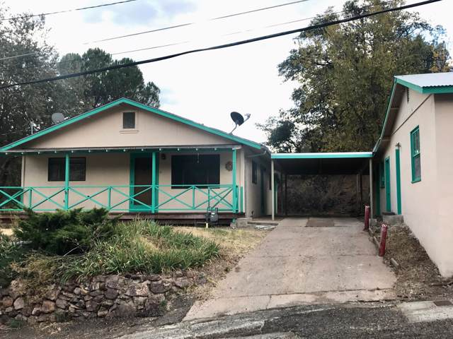 2 N 4 Spring Canyon, Bisbee, AZ 85603 (MLS #172363) :: Service First Realty