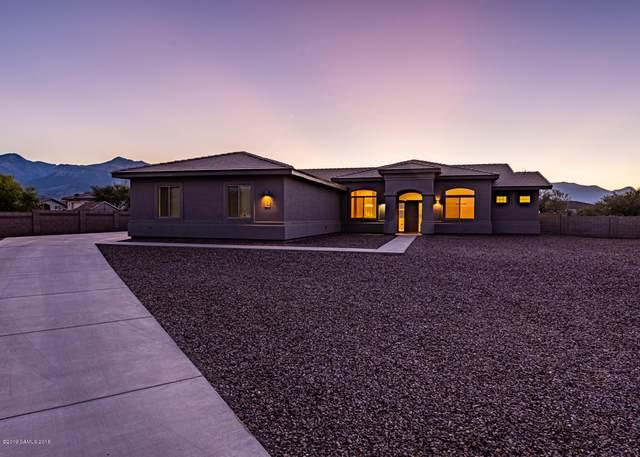4266 S Morning Glory Court, Sierra Vista, AZ 85650 (MLS #172381) :: Service First Realty