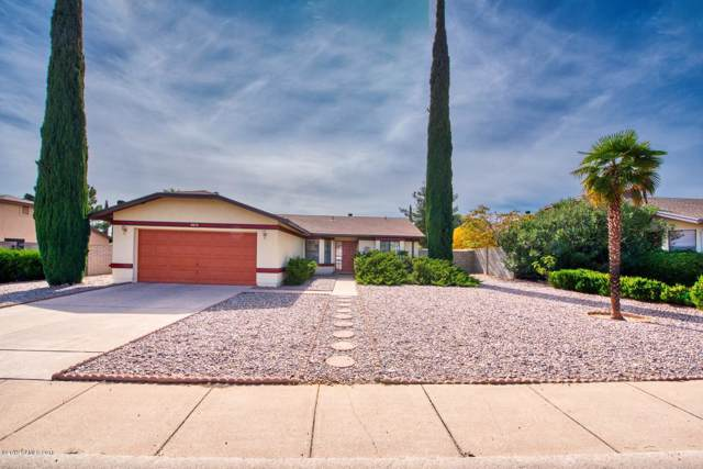 4874 E Corte Vista, Sierra Vista, AZ 85635 (MLS #172425) :: Service First Realty