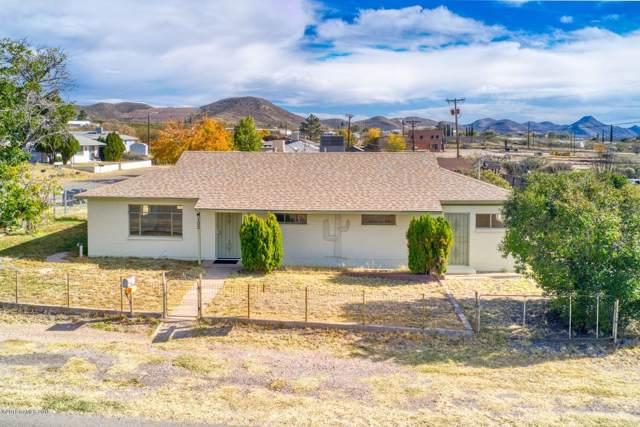 102 Navajo Drive, Bisbee, AZ 85603 (MLS #172452) :: Service First Realty