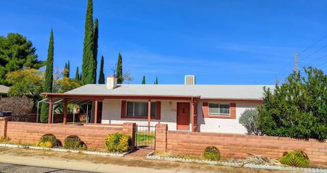 601 Phillip Street, Sierra Vista, AZ 85635 (MLS #172575) :: Service First Realty