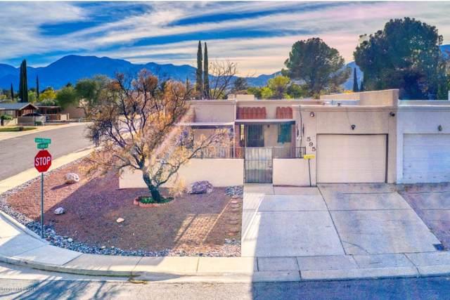 595 Camino Mojado, Sierra Vista, AZ 85635 (#172589) :: The Josh Berkley Team