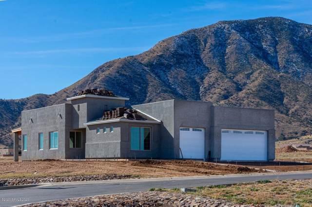 6691 E Saddlehorn Circle Lot 80, Hereford, AZ 85615 (MLS #172693) :: Service First Realty