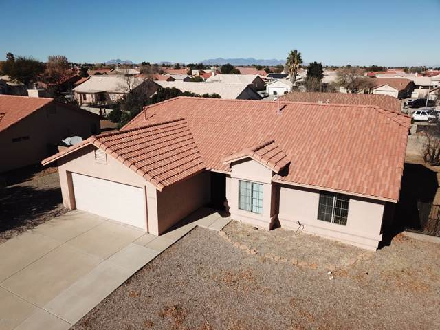 3939 Via De La Reina, Sierra Vista, AZ 85650 (#172708) :: Long Realty Company
