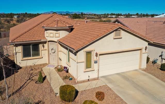 1800 Oak Winds Drive, Sierra Vista, AZ 85635 (MLS #172913) :: Service First Realty