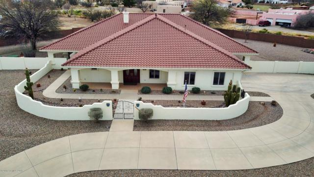 2230 E Suma Drive, Sierra Vista, AZ 85650 (MLS #158472) :: Service First Realty