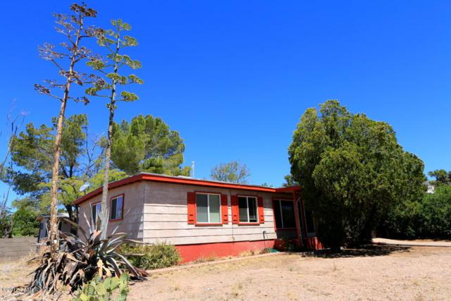 30 San Jose Drive, Bisbee, AZ 85603 (MLS #163257) :: Service First Realty