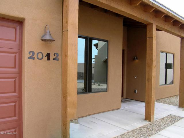 2012 Cascadia Drive, Sierra Vista, AZ 85635 (MLS #164518) :: Service First Realty