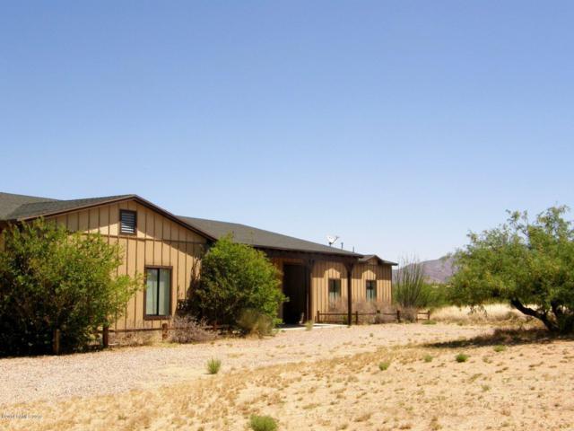 4506 E Cochise Trail, Saint David, AZ 85630 (MLS #165946) :: Service First Realty