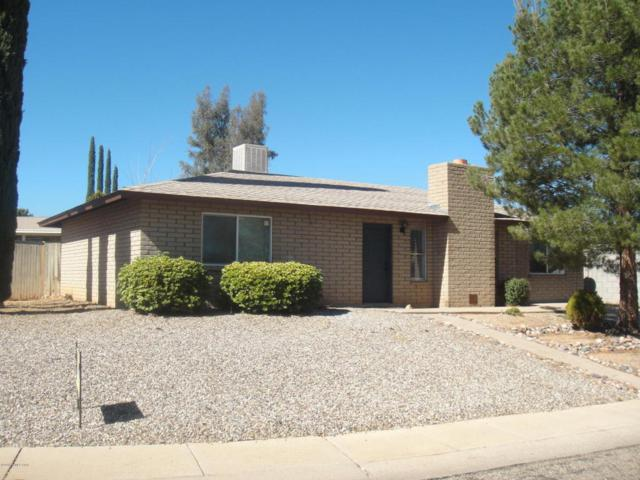 1397 Joshua Tree Dr., Sierra Vista, AZ 85635 (MLS #166291) :: Service First Realty