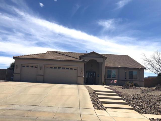 3725 La Terraza Drive, Sierra Vista, AZ 85650 (#166442) :: Long Realty Company