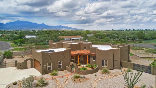 5211 E Desert Spoon Drive, Sierra Vista, AZ 85650 (#167051) :: The Josh Berkley Team