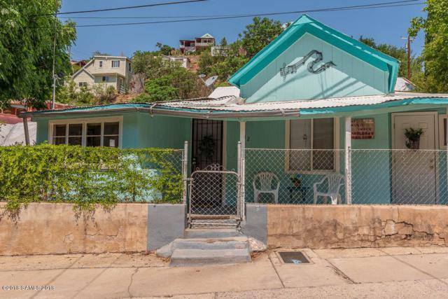 142 Brewery Avenue, Bisbee, AZ 85603 (#167463) :: Long Realty Company