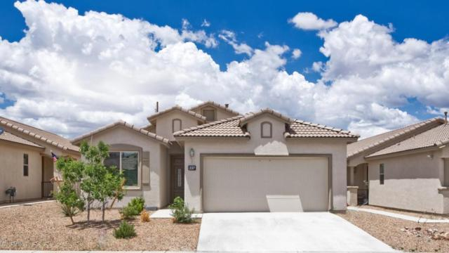 237 Bainbridge Drive, Sierra Vista, AZ 85635 (#167483) :: Long Realty Company